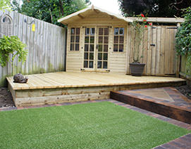 Decking Laid in York