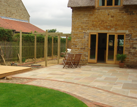 York Patio and Pavings