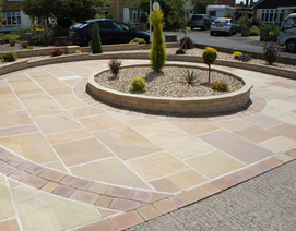 Patio and Paving Design
