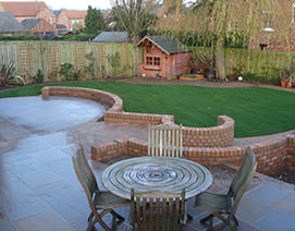 Patio Design in York