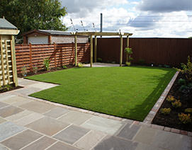 Lawn installation York